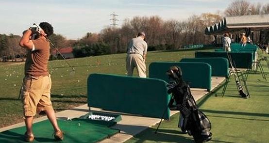 ゴルフの下半身が暴れる動きを克服してスイングする脱力インパクト