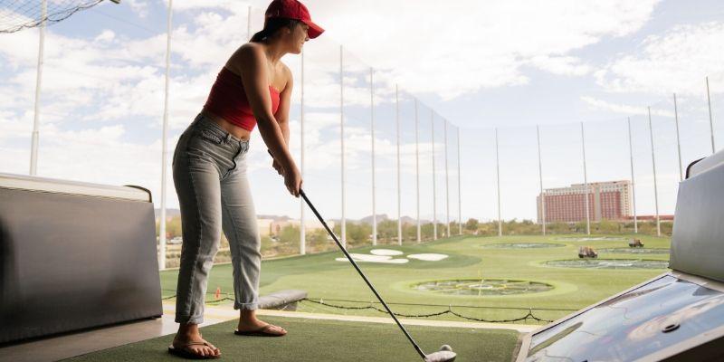 ゴルフのフィニッシュの取り方【綺麗に美しくカッコ良く止まる方法】